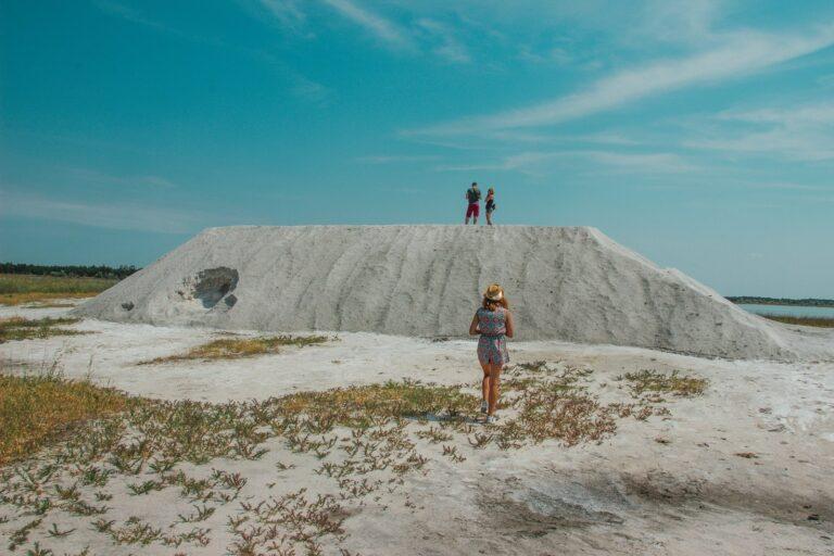 Гора з солі
