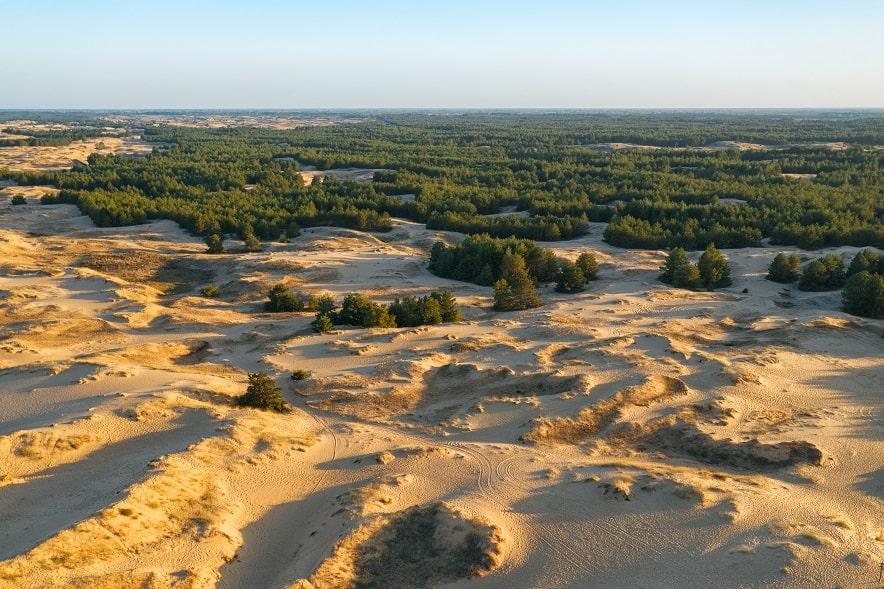 Олешківські піски фото