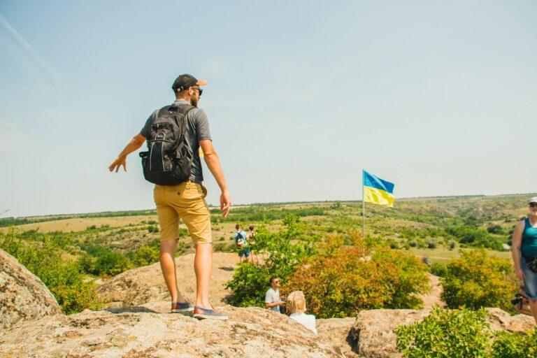 Экскурсия в каньоны Николаевской области