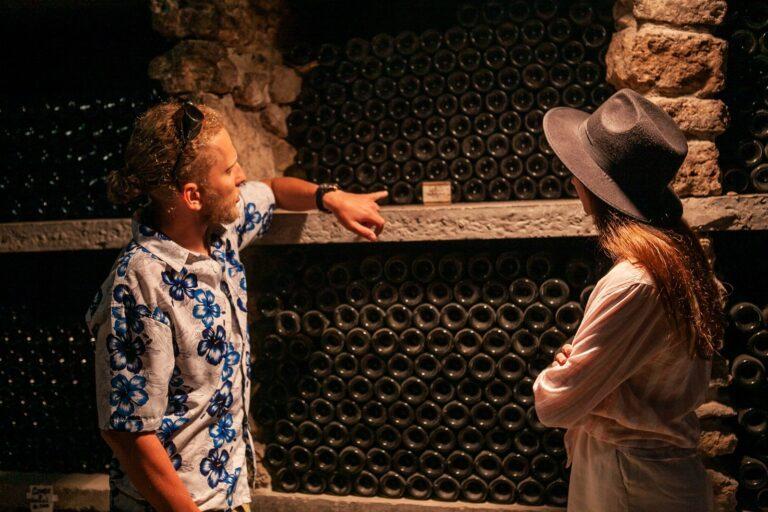 Розповідь про вино