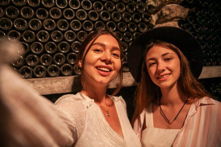 Селфі з подругою