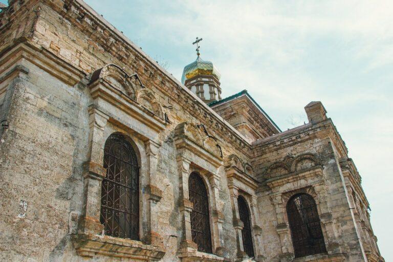 Церковь в с.Геройское
