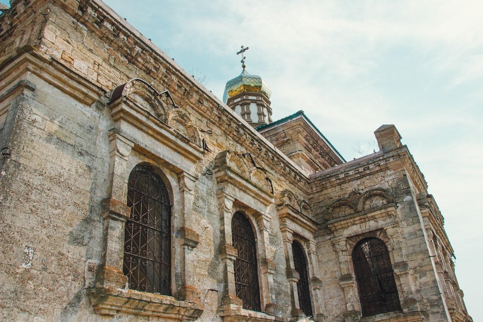 Церква в с.Геройське
