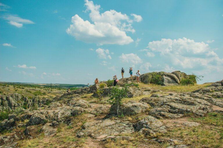 Фото в Актовском каньоне