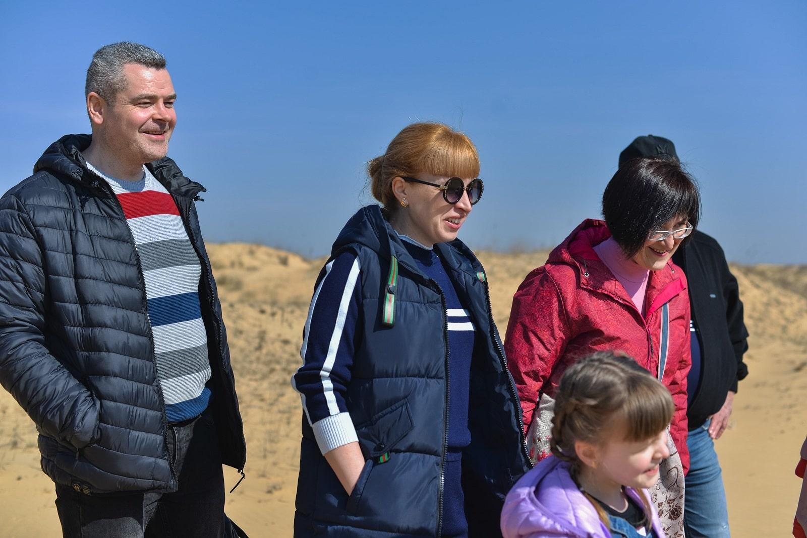 Тур до української пустелі