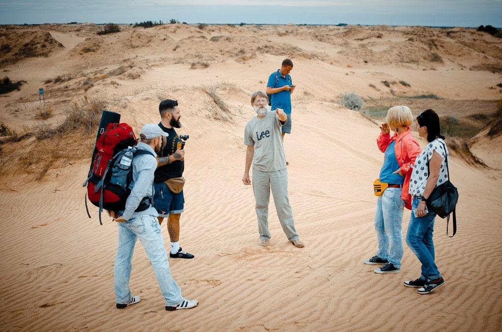 Тур в Олешківські піски
