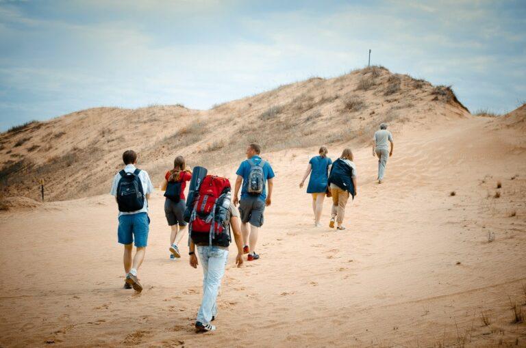 Екскурсія в пустелі