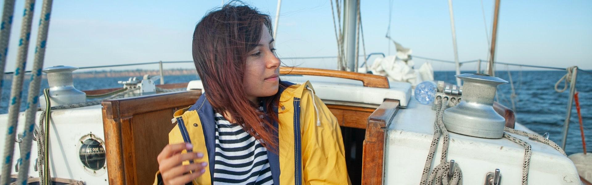 Аренда яхты «Принцесса» в Херсоне