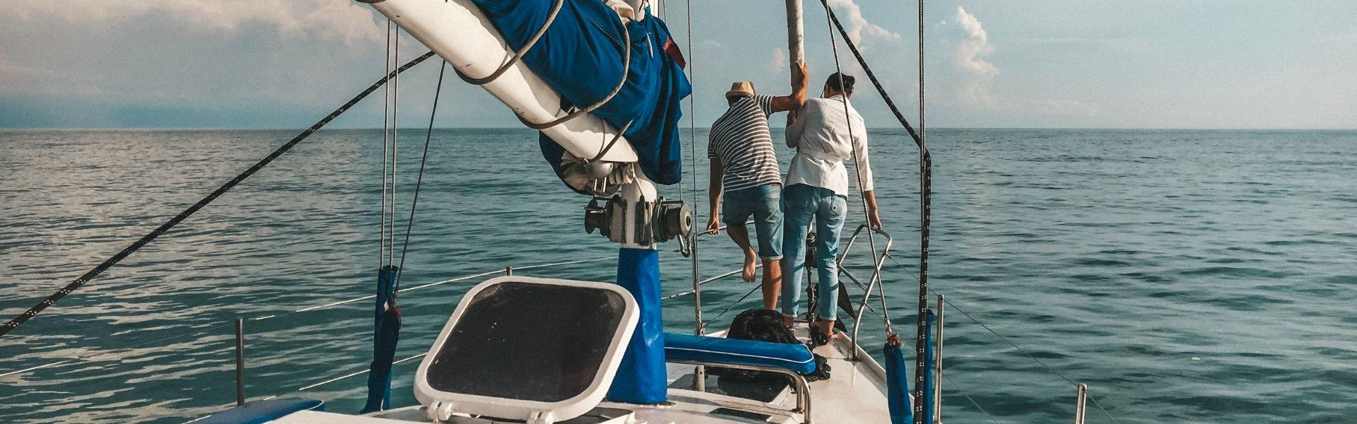Оренда яхти «Зефір» в Скадовську