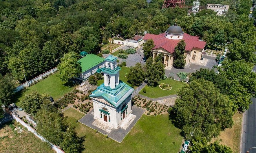 Колокольня Екатерининского собора