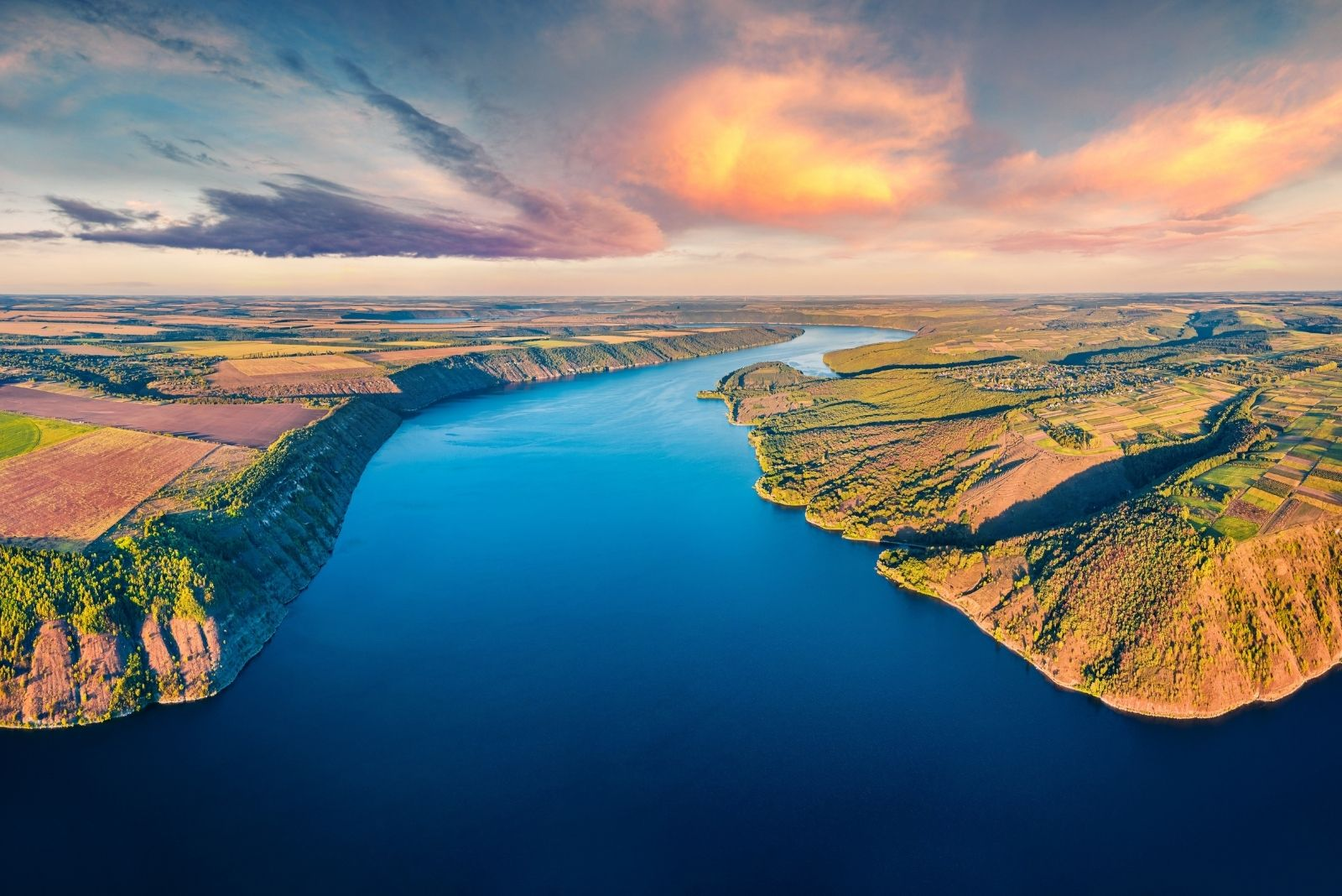 Панорама Бакоты