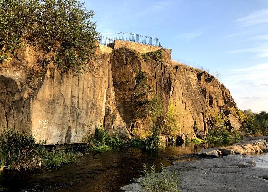 Богуславський каньйон