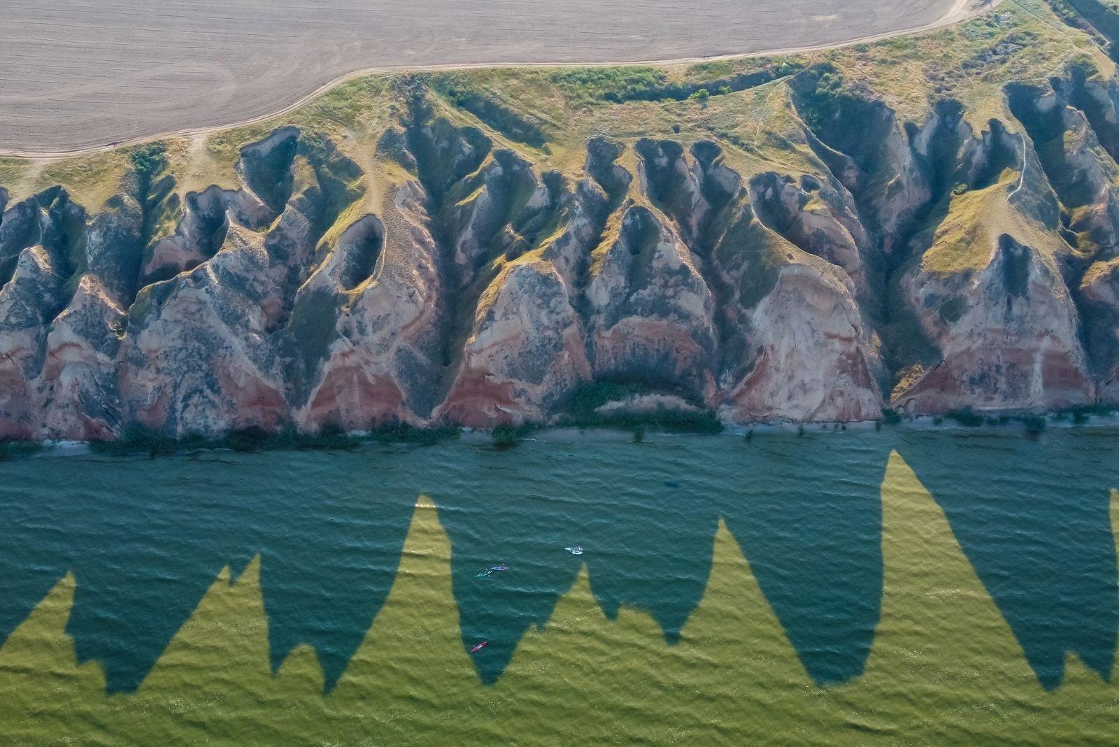 Херсонский Гранд каньон