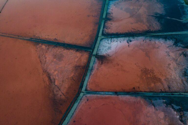 Розовые озера, Херсон