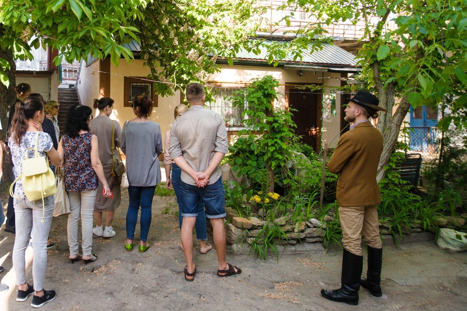 Екскурсія двориками