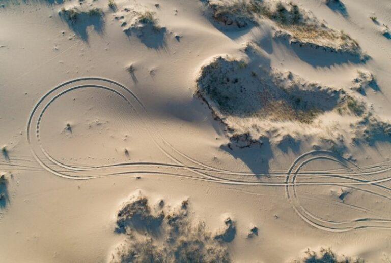 Пустеля в Херсонській області