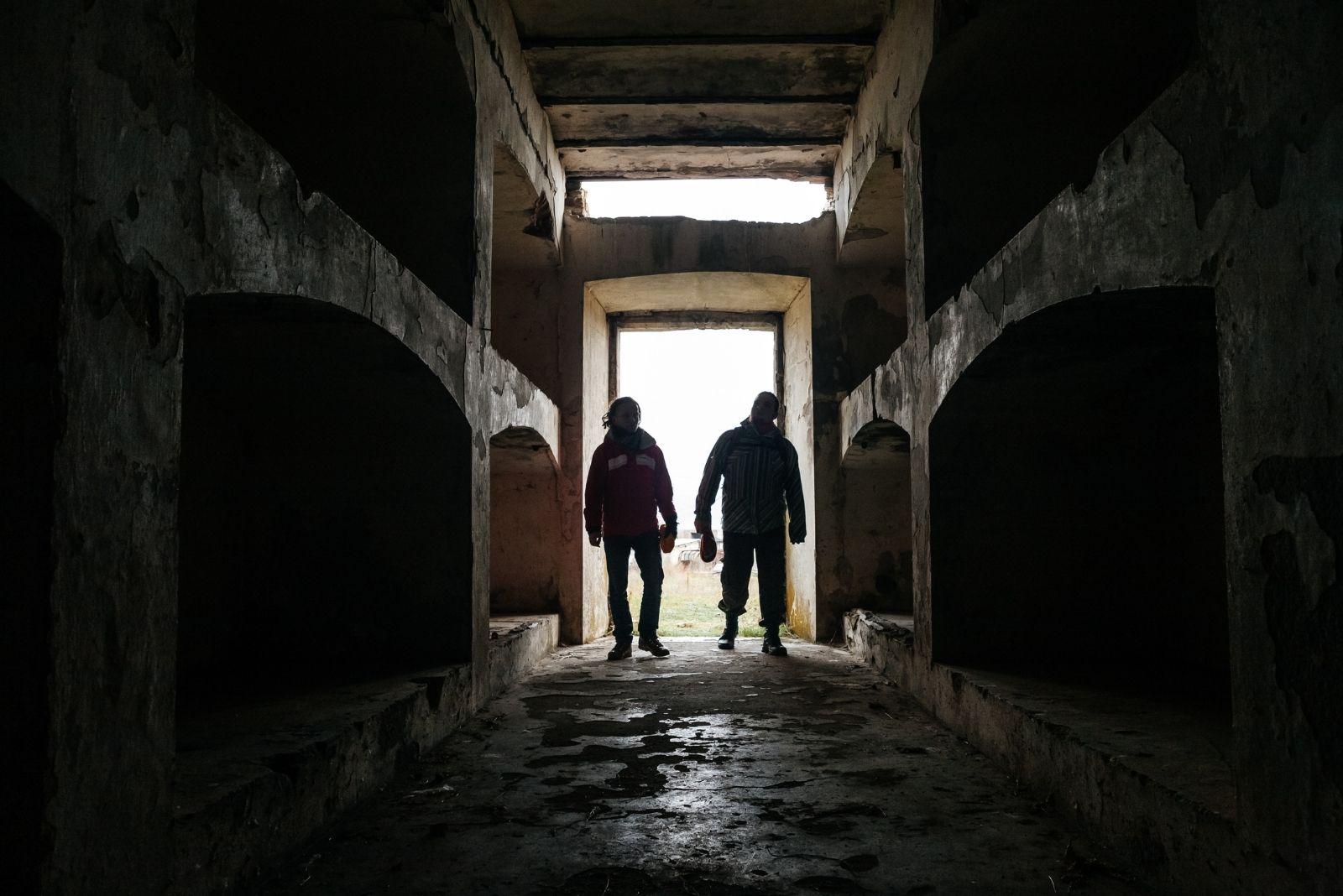Склеп Фальц-Фейнів в Новочорномор'ї
