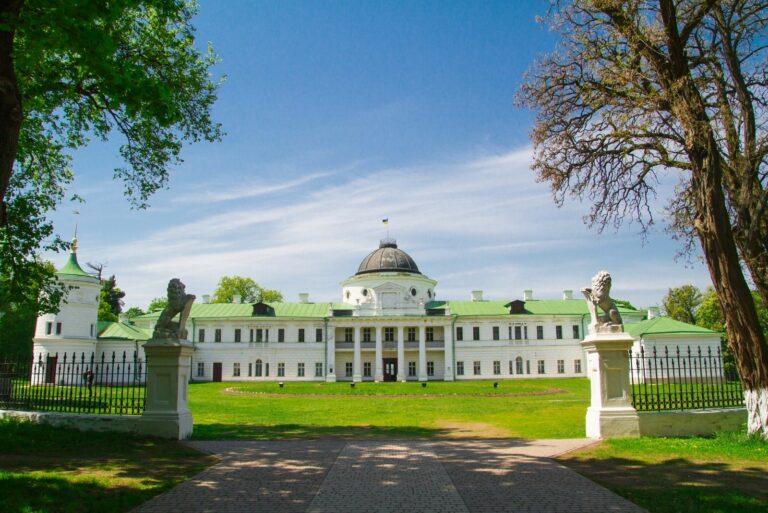 Красота дворца