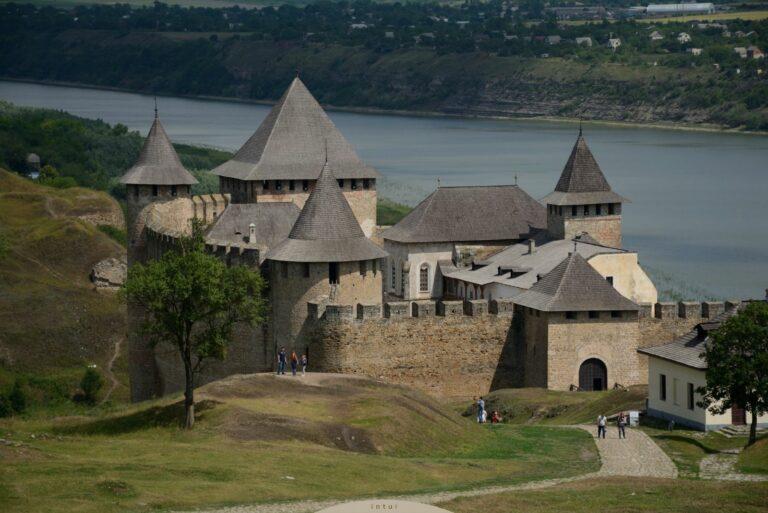 Въезд в крепость