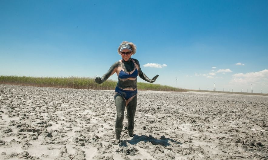 Лемурийская лечебная грязь