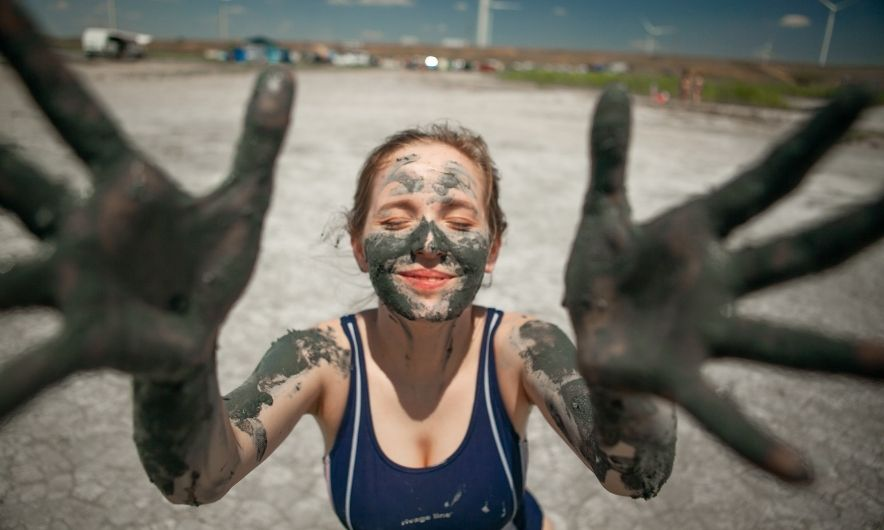 Лікувальна грязь