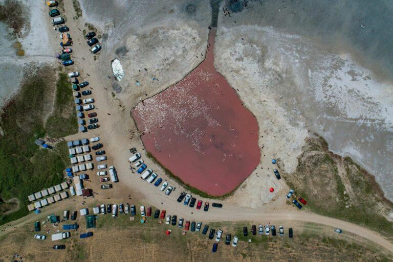 Мертвое море, Херсонская область