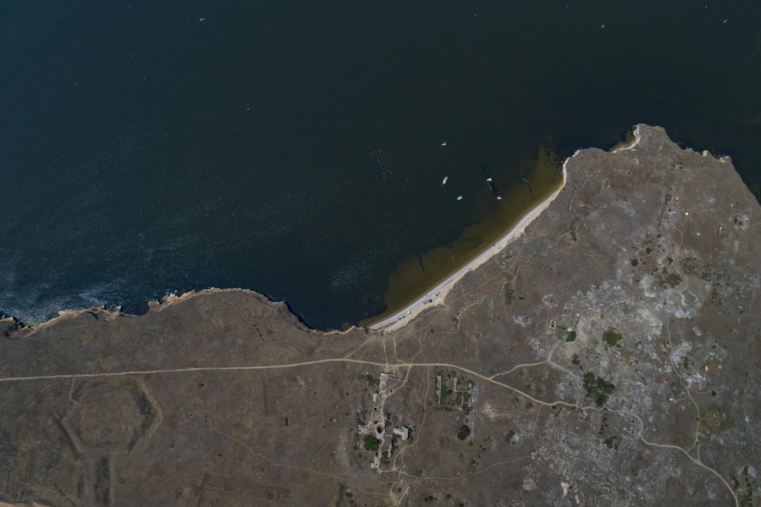 Остров - место силы