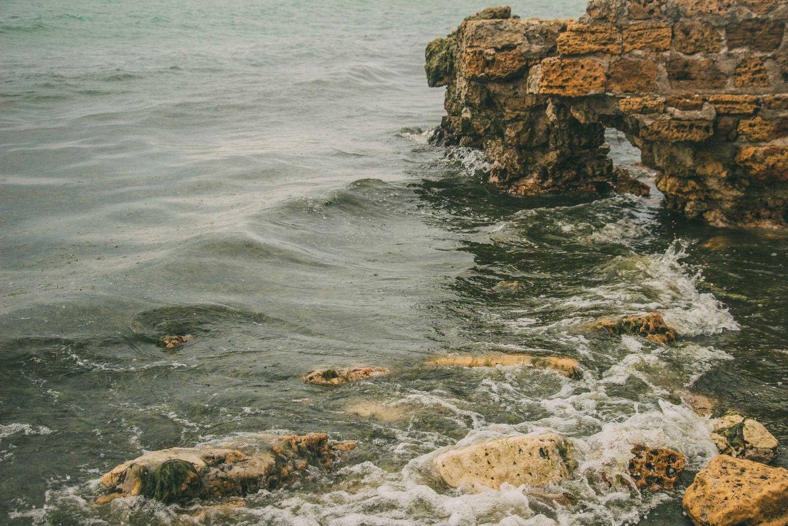 Море, пісок та сонце
