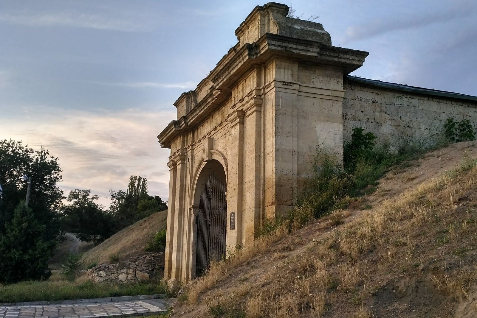 Очаковские ворота