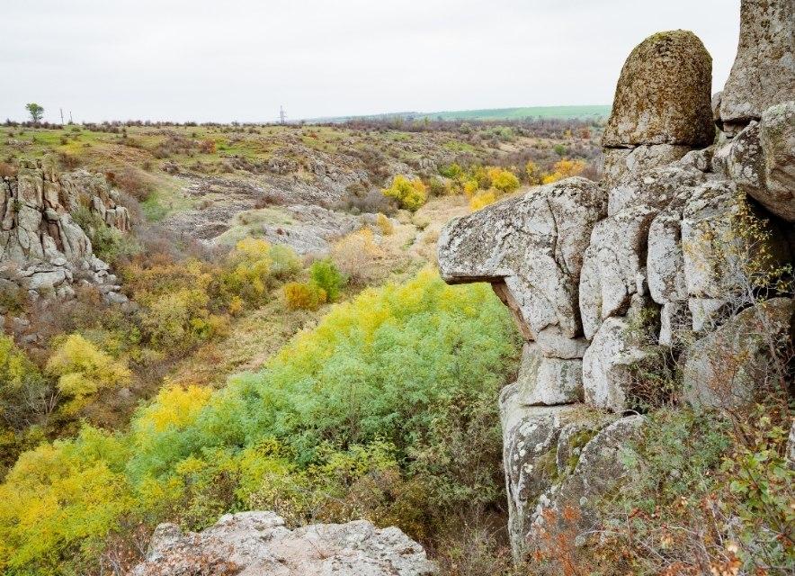 Камені каньйону
