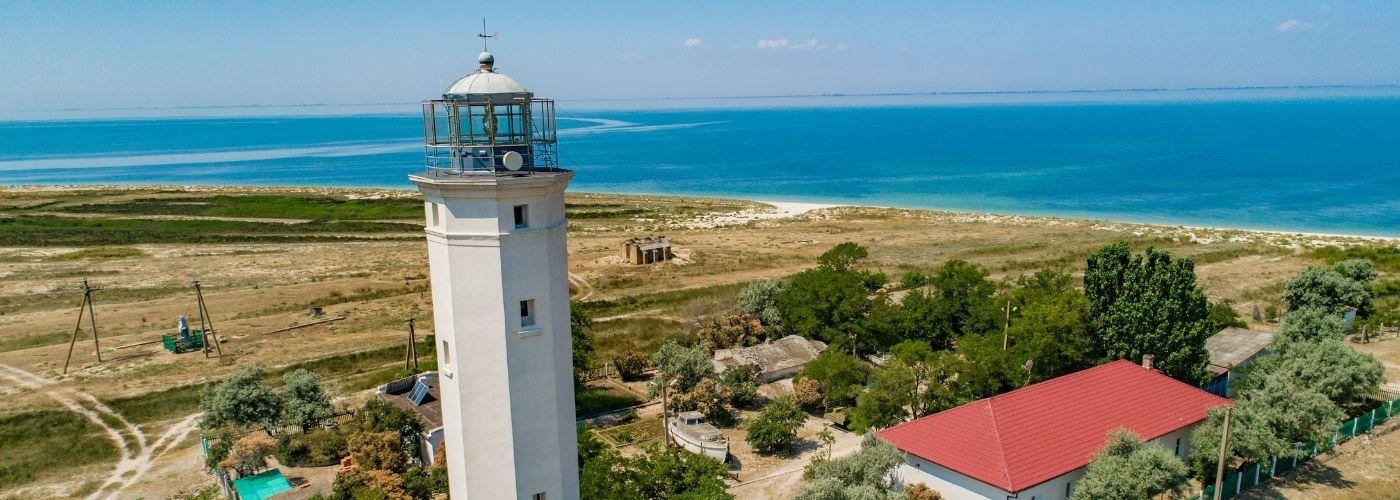 Остров Бирючий в Кирилловке: отдых на Азовском море