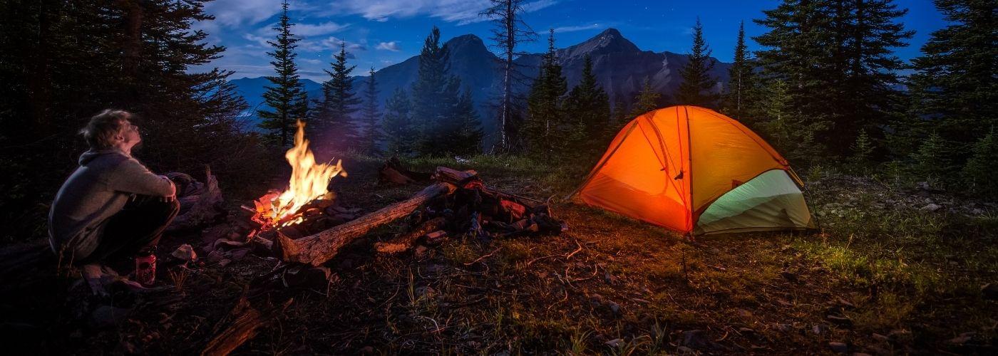 Дикие места Украины: ТОП-5 мест для отдыха с палаткой