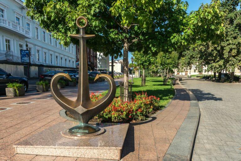 Пам'ятник якоря