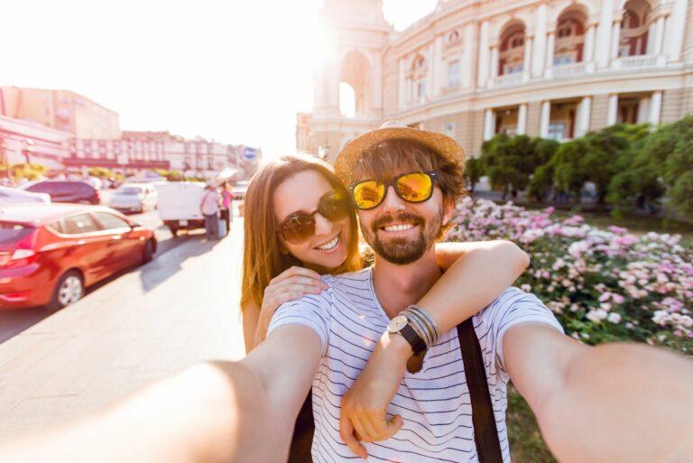 Пара в Одесі