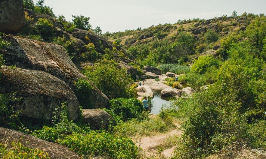 Річка Мертвовід