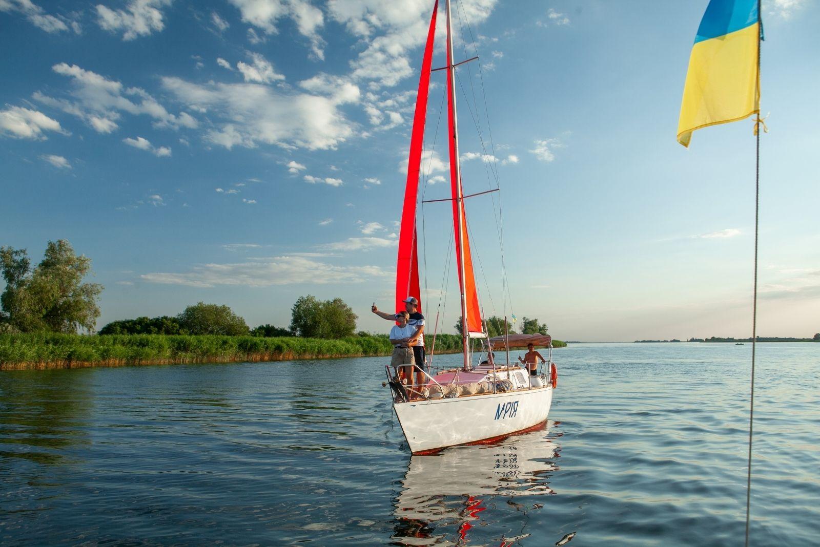 Яхта для свиданий