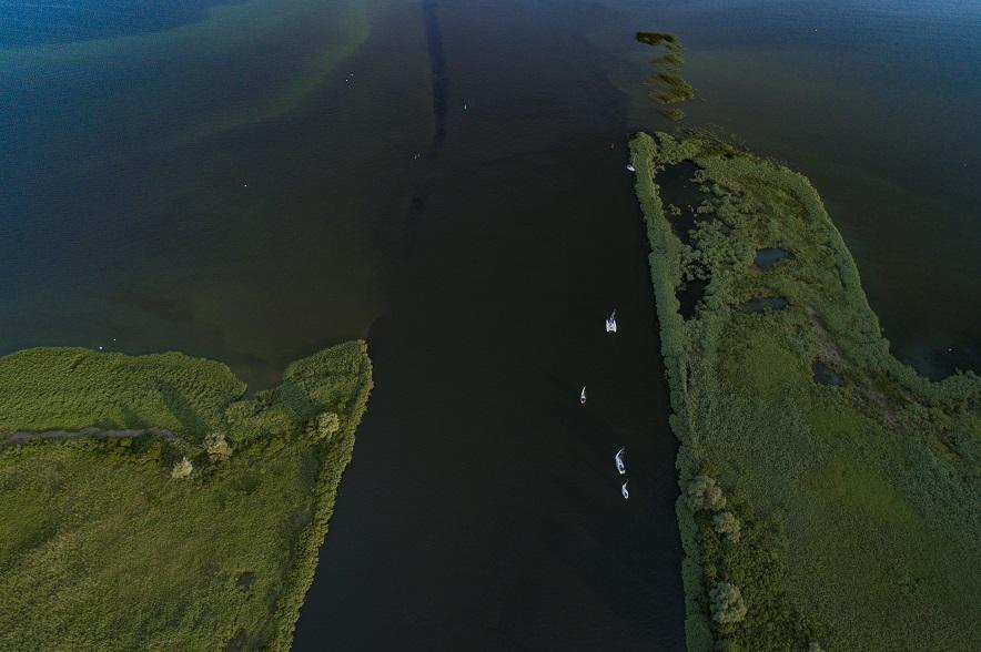 Русло річки Дніпро