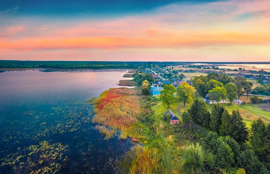 Озеро Світязь, Україна