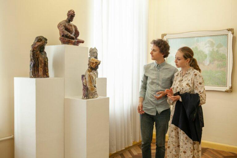 Скульптуры в Херсоне