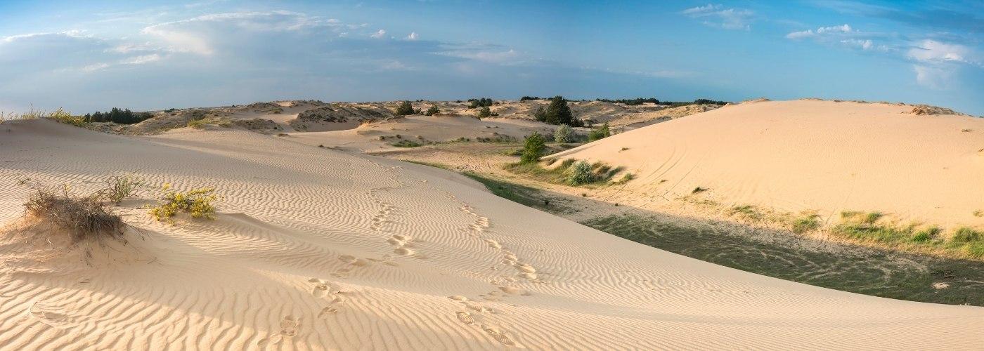 Українська пустеля: практичні поради туристам