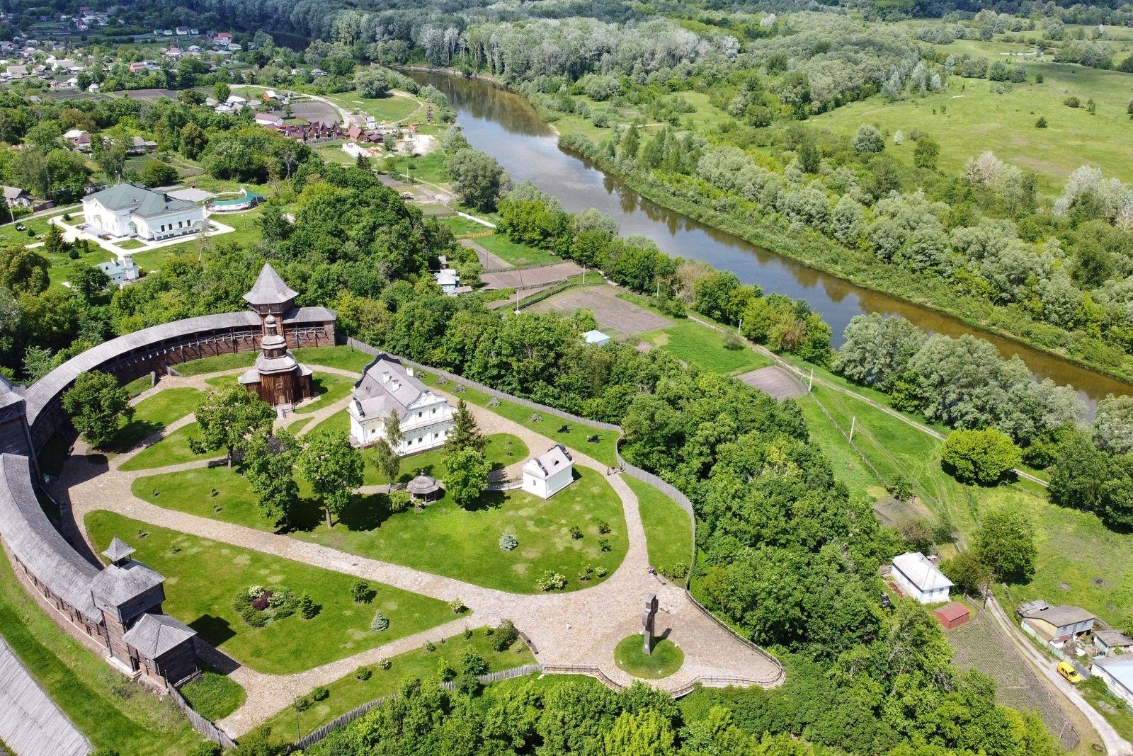 Столиця Гетьманщини