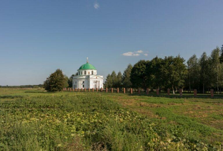 Церква під Полтавою