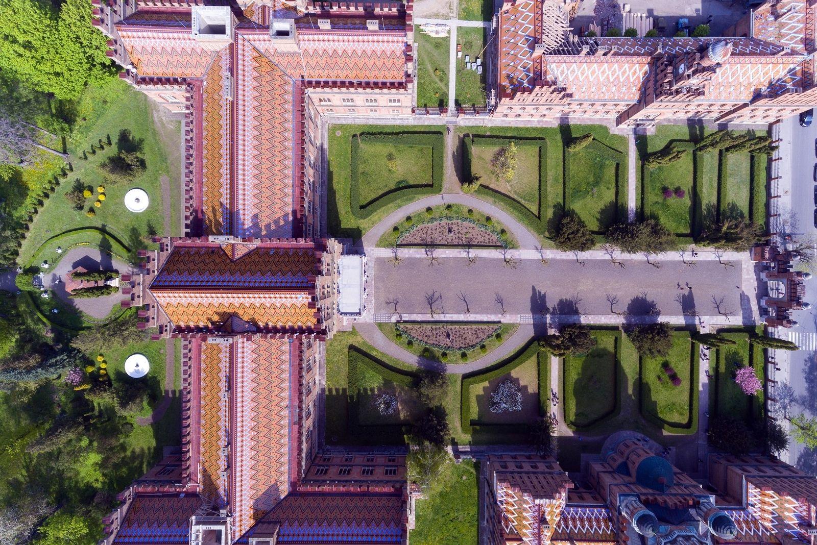 Університет з висоти