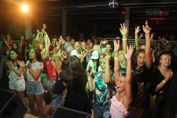 Любителям нічних клубів