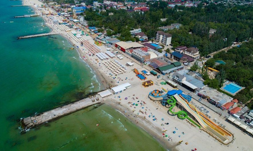Активності на пляжі