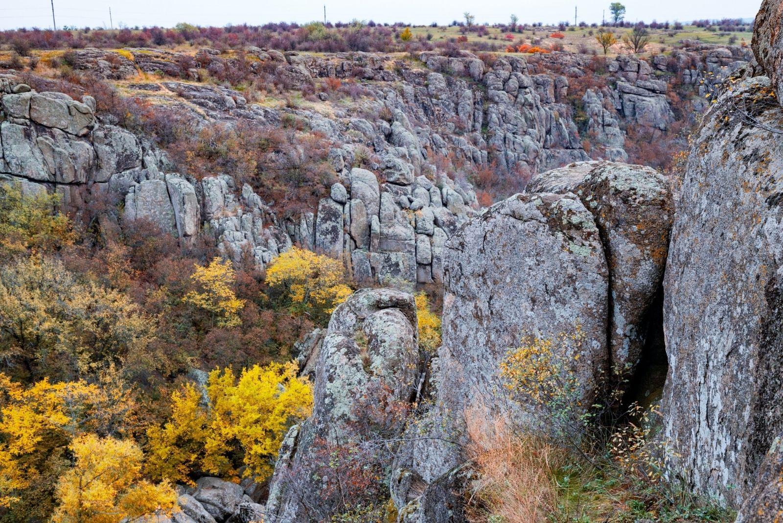 Осень в Актово
