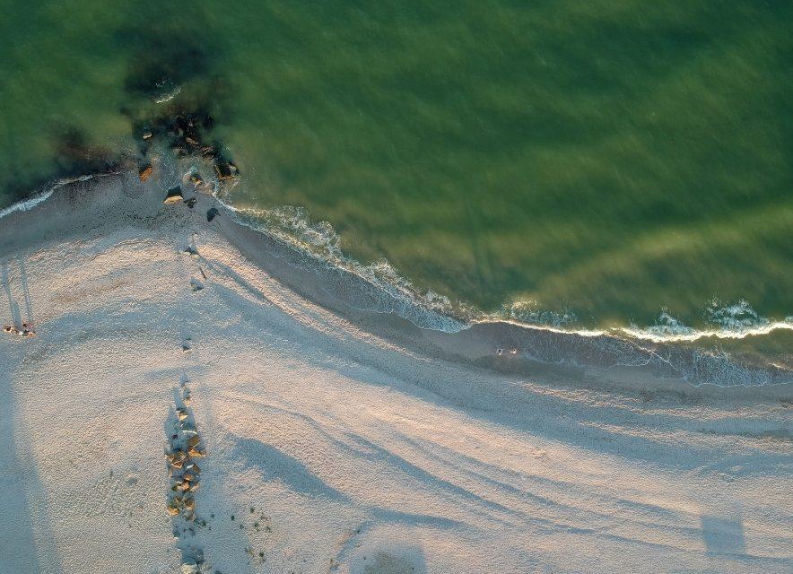 Пляж Стрілкового
