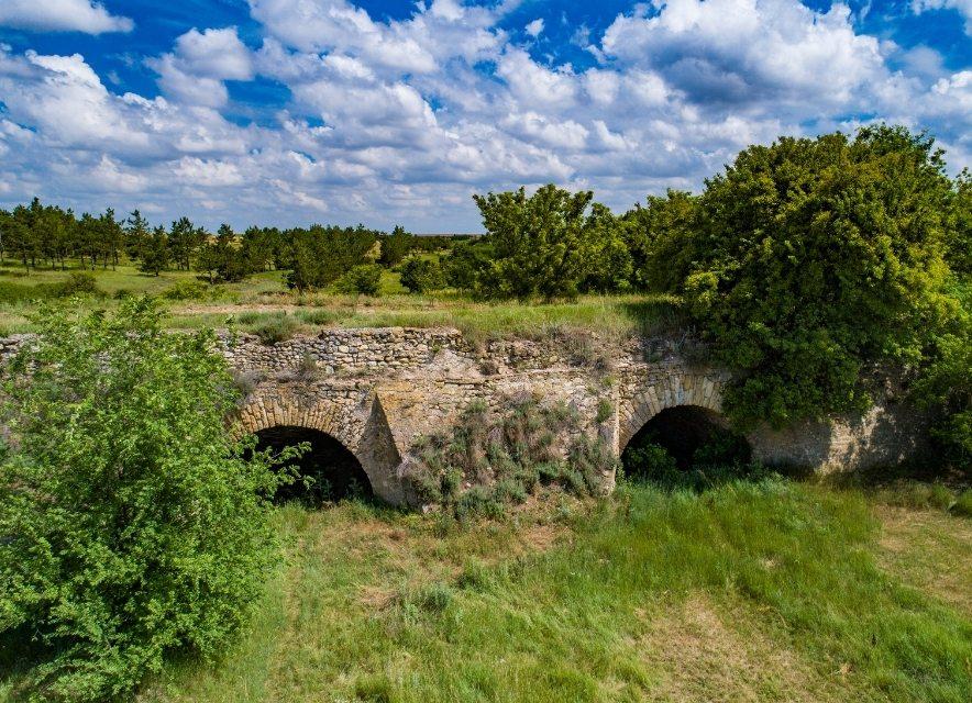 Старинний міст