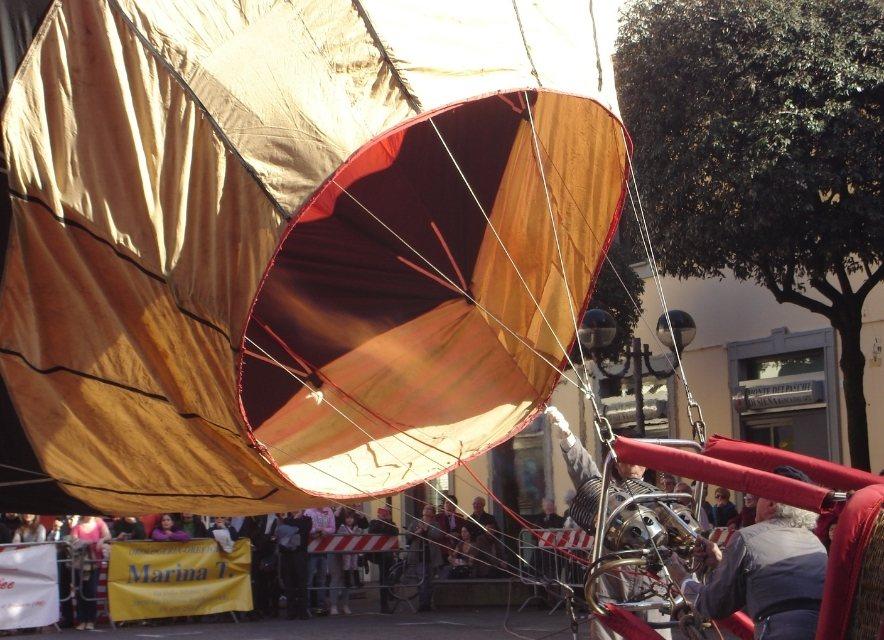 Фестиваль воздушних шаров
