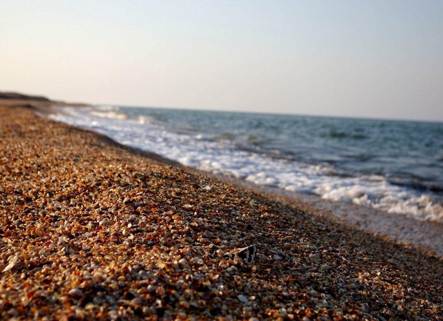 Море у Генічеську